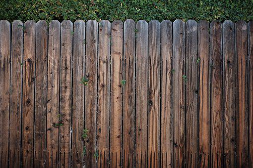 Fence Wood Wooden Wooden Fence Fence Fence