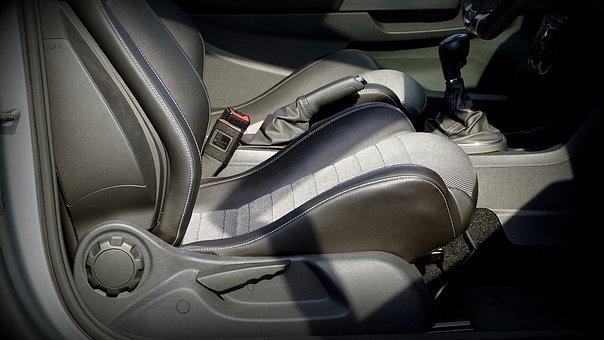 Coche, Asiento, Cinturón, Automático
