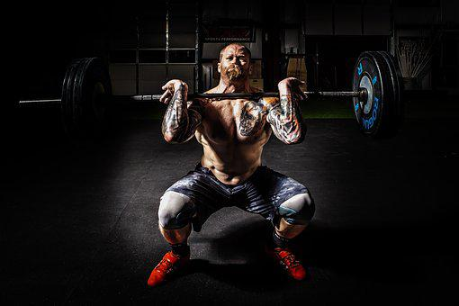 Barbell, Bodybuilding, Effort, Exercise