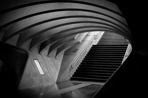 Arquitetura, Linhas E Curvas