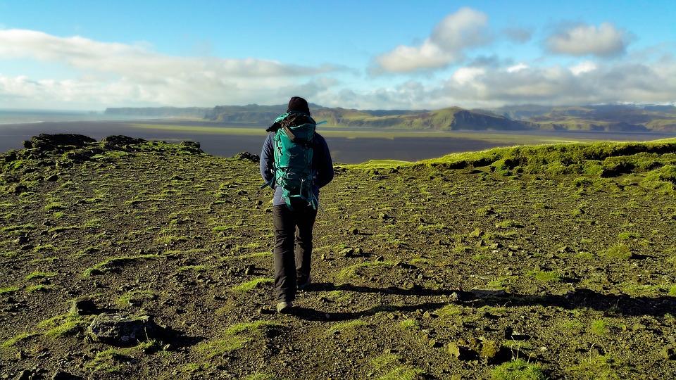 Avontuur, Backpacker, Klif, Wandelaar, Hiking, Bergen