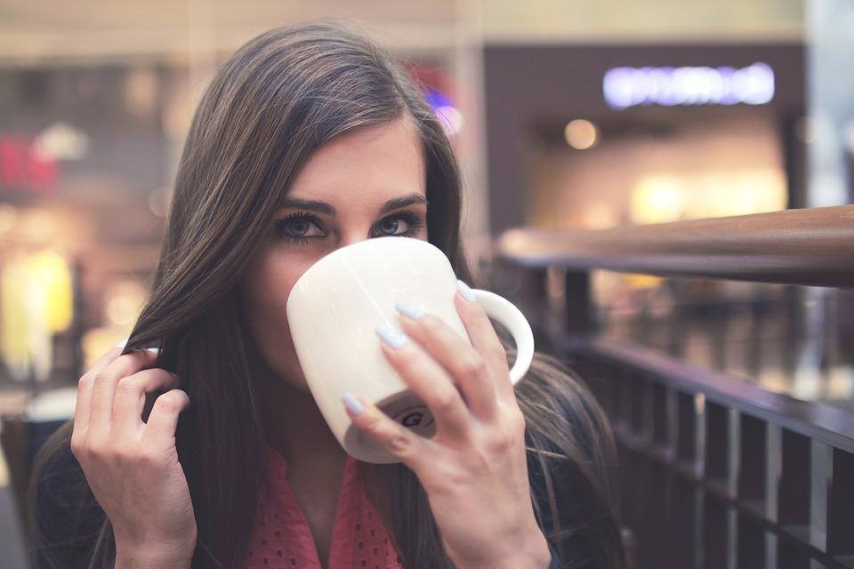 Bere, Femminile, Boccale, Persona, Donna, Caffè, Tè