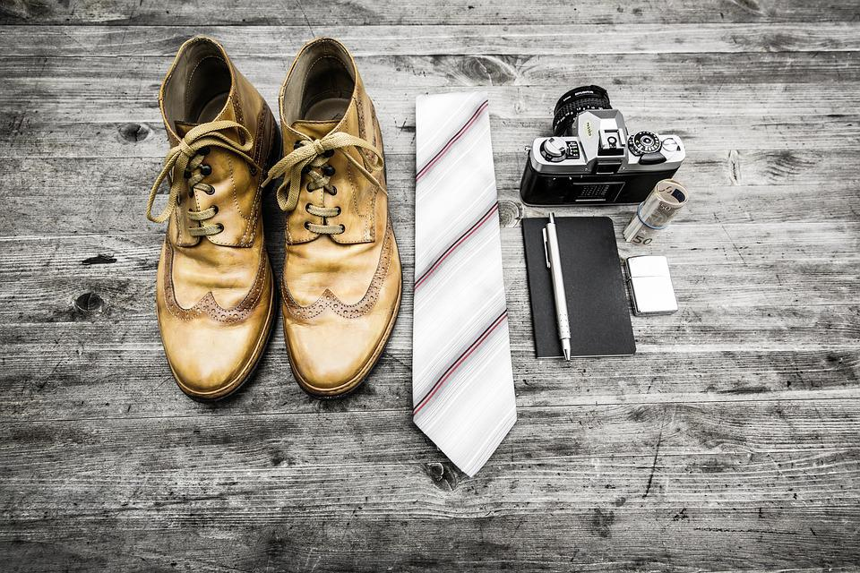 Κάμερα, Μόδα, Παπούτσια, Γραβάτα, Εκλεκτής Ποιότητας