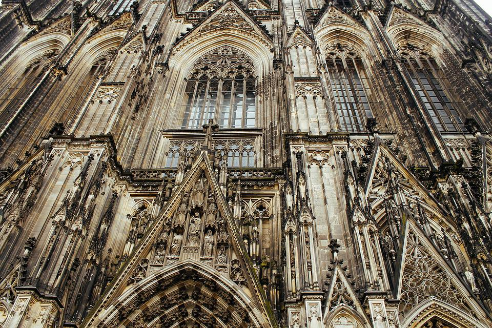 Architektur, Gebäude, Kirche, Kölner Dom, Deutschland