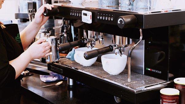 Beverage, Café, Coffee Machine