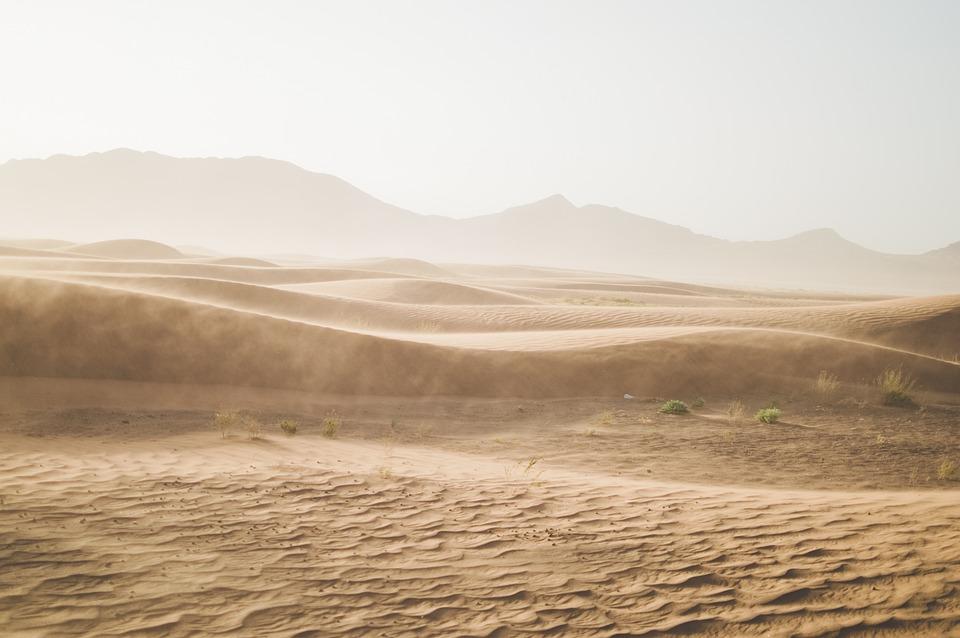 Desierto, Arena, Dunas De Arena, Sahara, Gobi, Seca