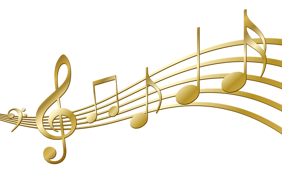 Скрипичный ключ картинка без фона