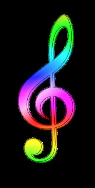 treble clef note staff  u00b7 free image on pixabay