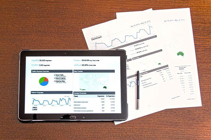 Analysis, Analytics, Business, Charts
