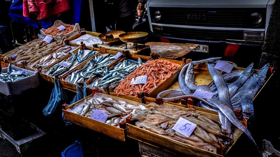Marketplace (Stall) – Pixabay – Pexels