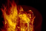 ablaze, abstract, afire