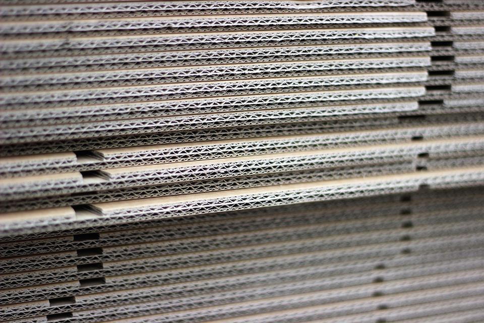 Corrugated Board Cardboard 183 Free Photo On Pixabay