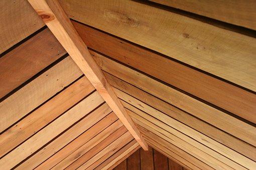 Foundation, Hut, Roof