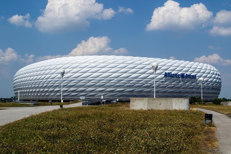 Bayern, Fußball, München, Stadion, Alyantsarena, German