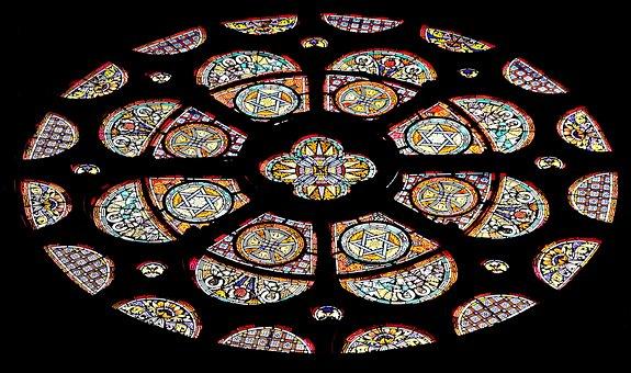 Fenêtre De L'Église, Fenêtre, Eglise