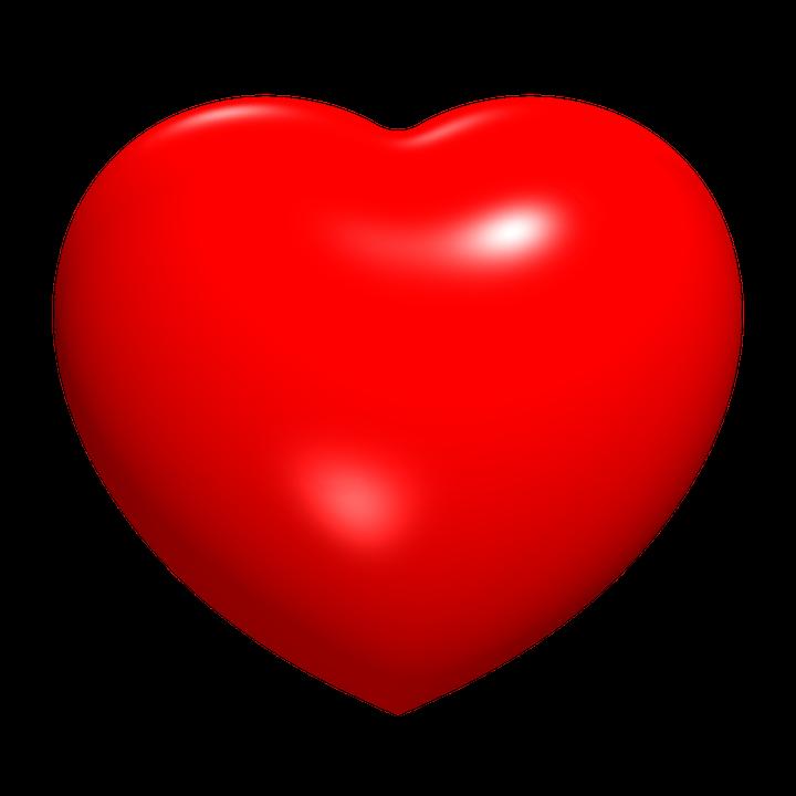 Corazones 3d Matemáticas Trazado Imagen Gratis En Pixabay