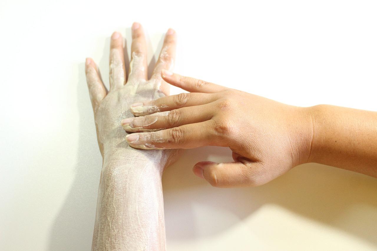 Как сделать скраб для рук самому