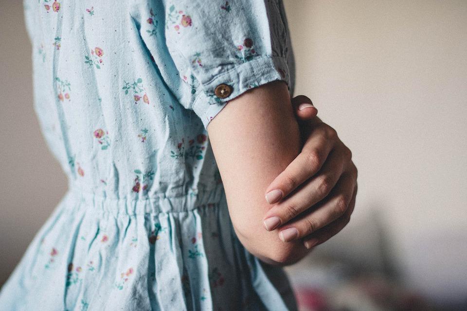 クローズ アップ, ドレス, 指, 女の子, 手, 人, 女性, 壁紙女の子