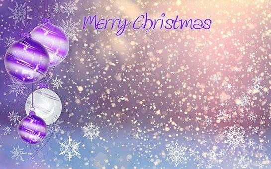 Julen, Tekstur, Glædelig Jul