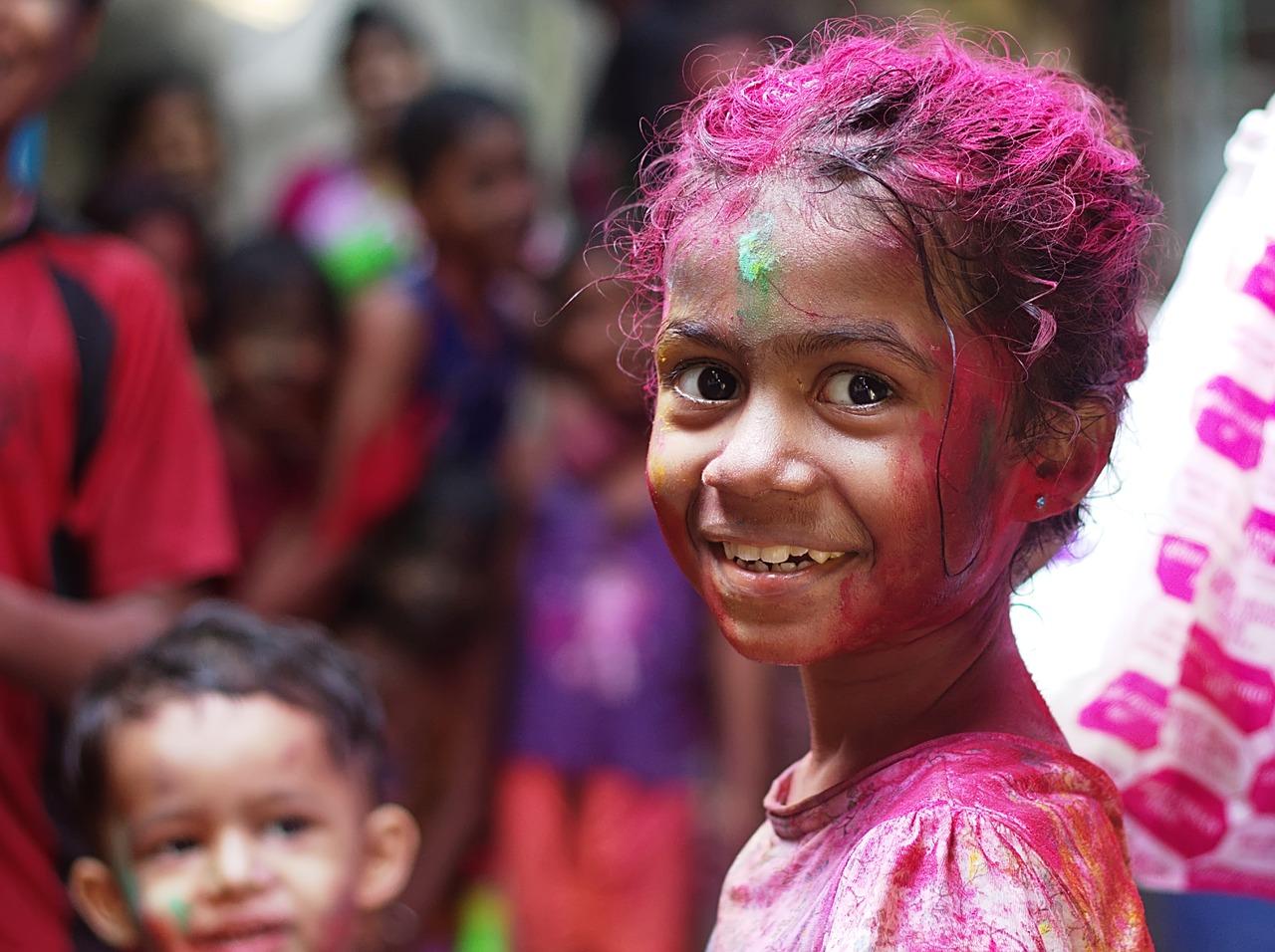Дети от индусов фото