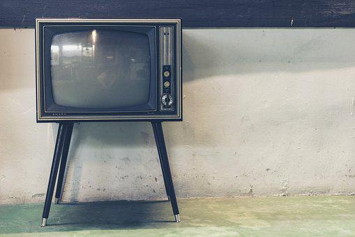 Tv, Television, Retro, Classic, Old