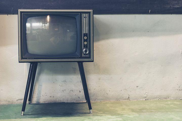 Tv, Television, Retro, Classic, Old