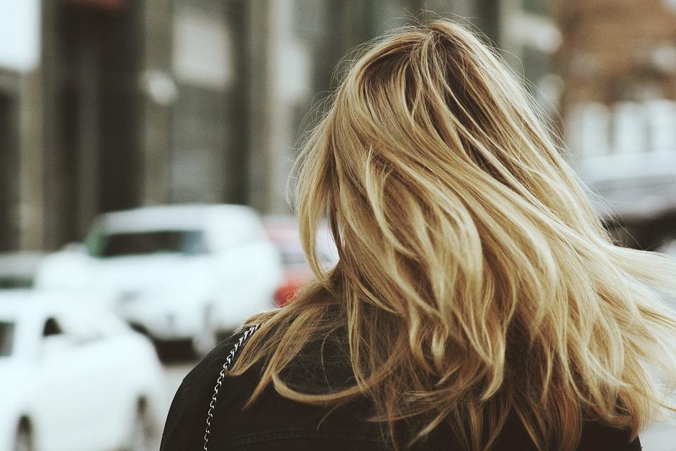 Blond Blonde Hair Free Photo On Pixabay