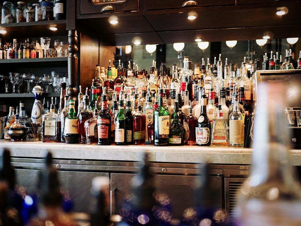 Алкохолни Напитки, Бар, Бира, Бутилки, Брояч
