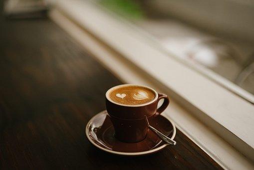 Caffeina, Cappuccino, Caffè, Coppa