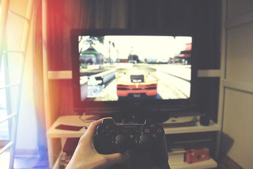 Computer, Console, Controller, Game