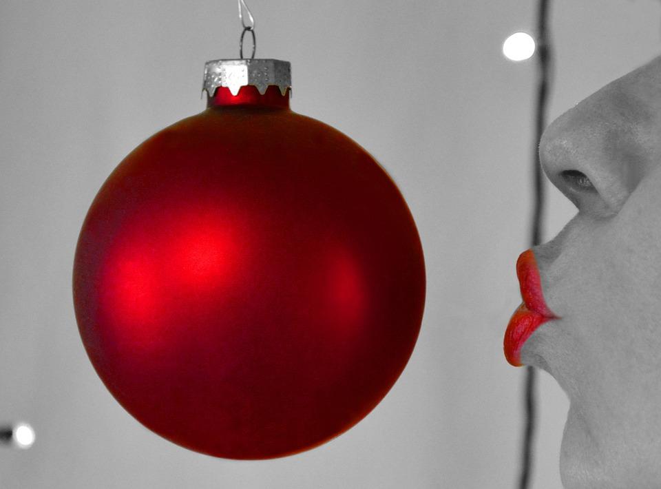 Christmas Xmas Kiss · Free photo on Pixabay