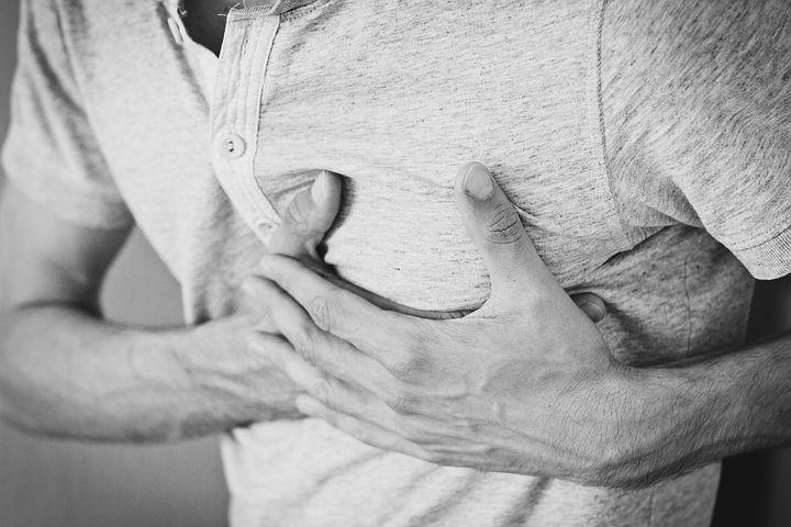 Man, Heartache, Chest Pain, Hurt, Pain, Heart Attack, Hyper Tension