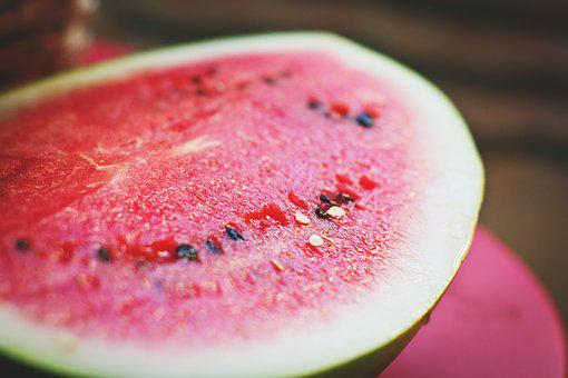 Watermelon, Melon, Colorful, Cool, Cut