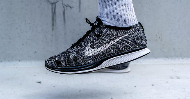 Fashion Flyknit Racer Foot Footwear Nike S
