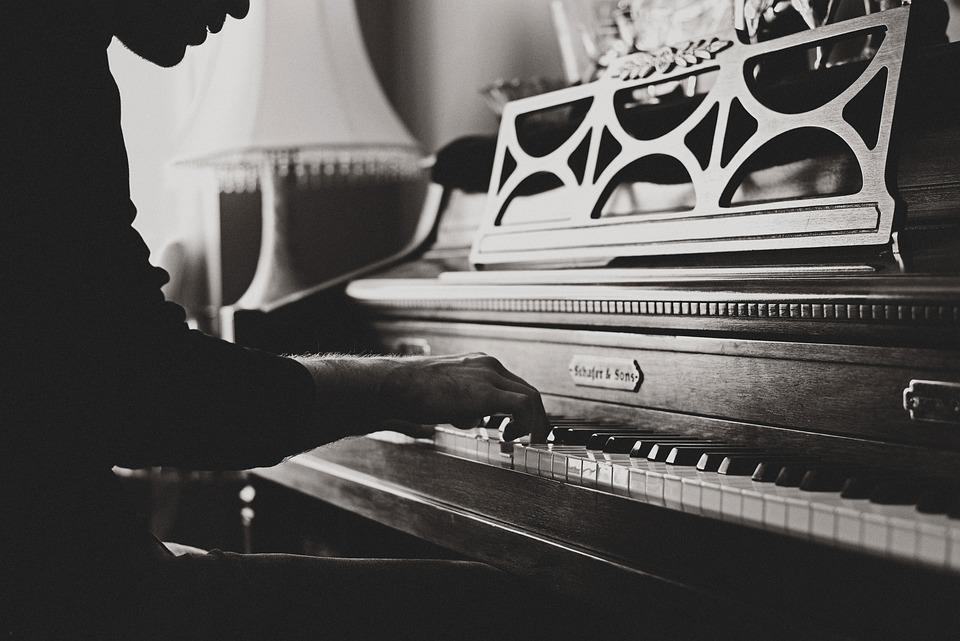 Piano, Música Clássica, Tocador De Piano, Pianista