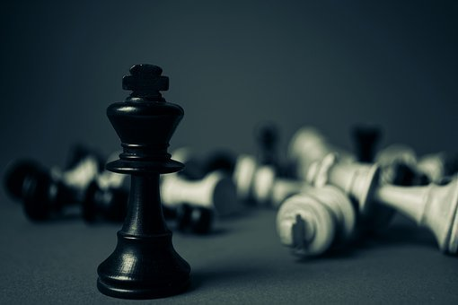 King, Chess, Checkmate, Board Game