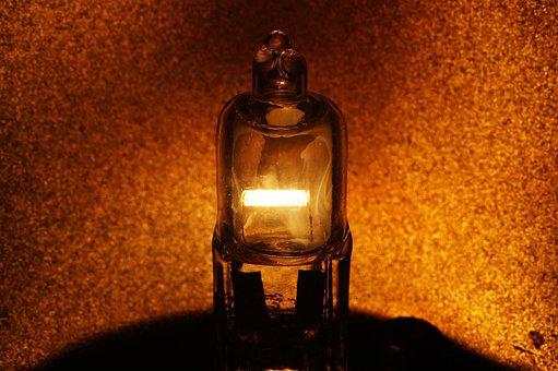 Lamp, Led, Macro, Macro Photography