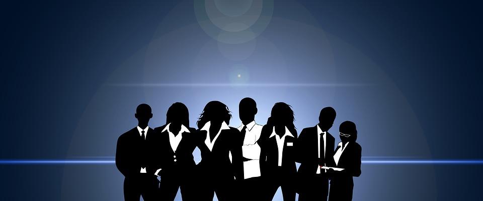 一般社団法人アインの評判は?|2.アインの得意分野|ビジネスマンたちのイラスト|一般社団法人アインの集客マーケティングブログ