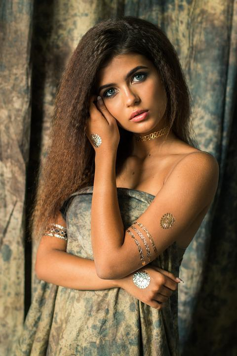 Free Photo Girl Fashion Makeup Beauty Free Image On