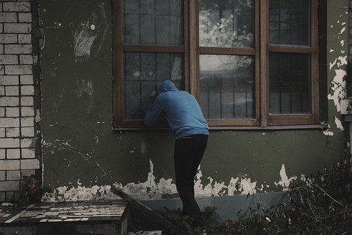 Devastation, Peeping, Theft, Thief
