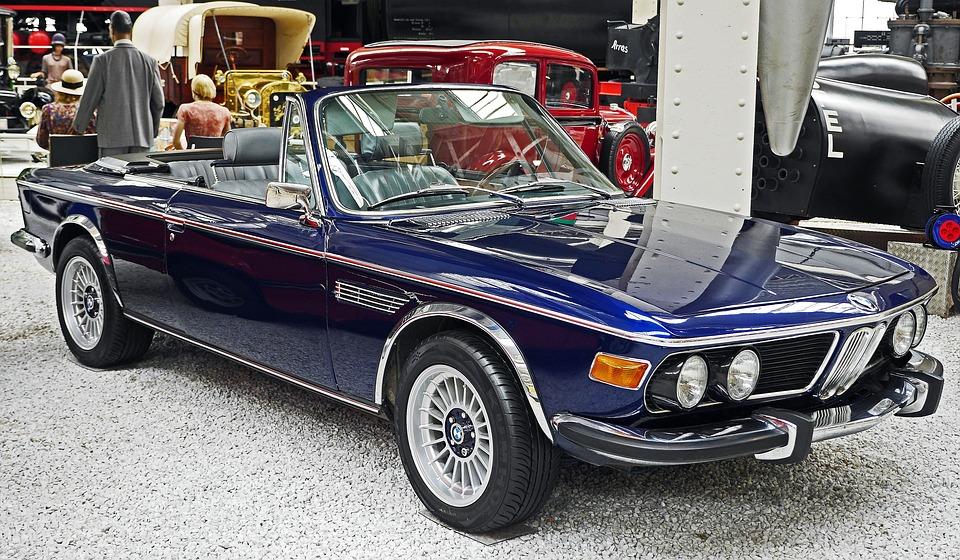 dream car 1972 bmw csi cabrio