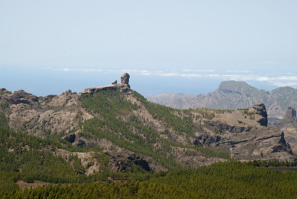 Roque Nublo- gran canaria