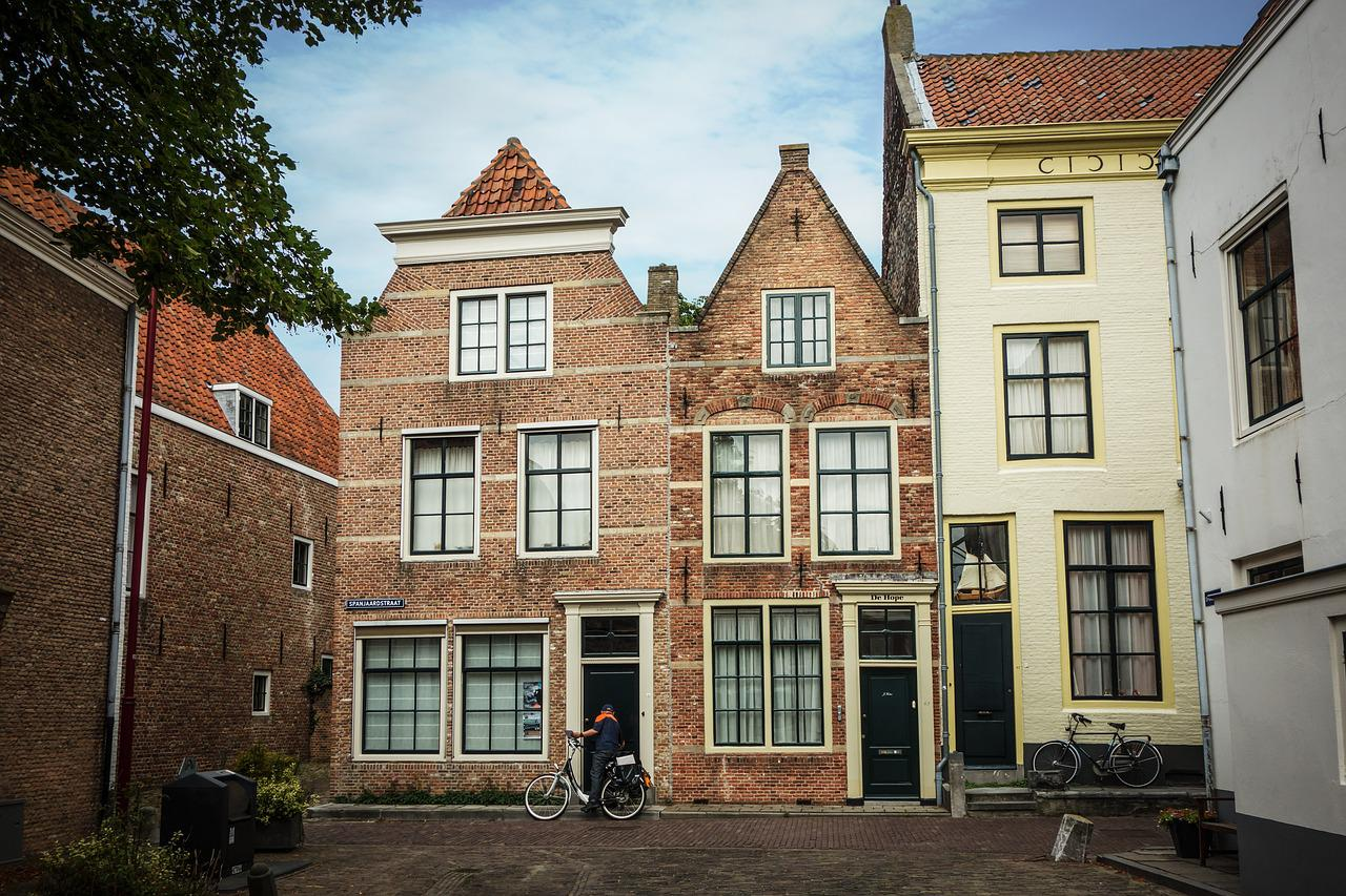 Домик голландский картинки