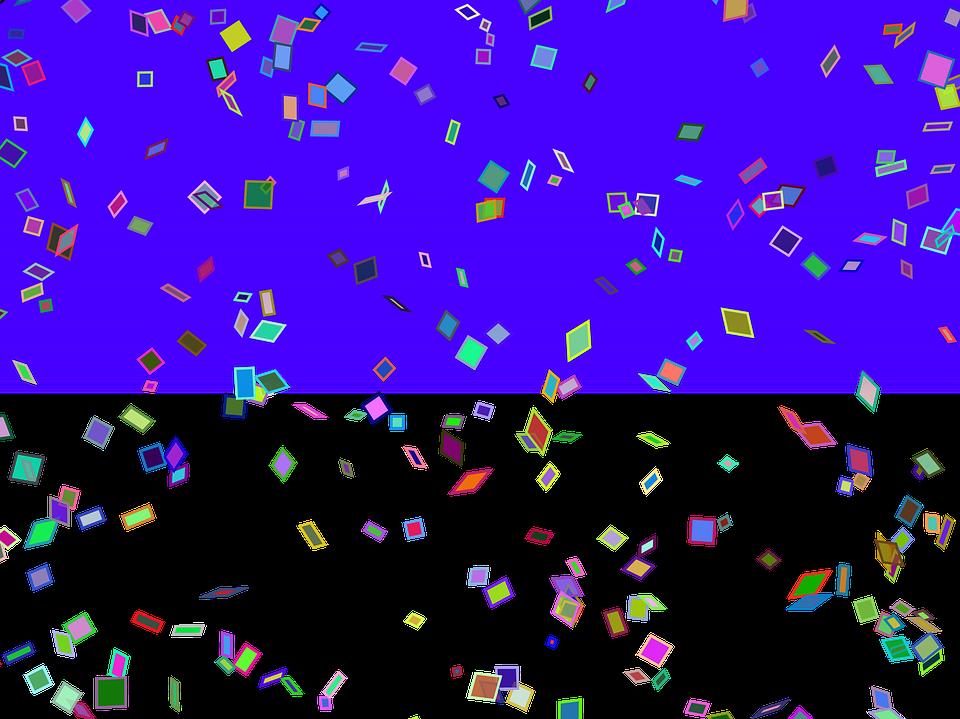 Effect Confetti Birthday 183 Free Image On Pixabay