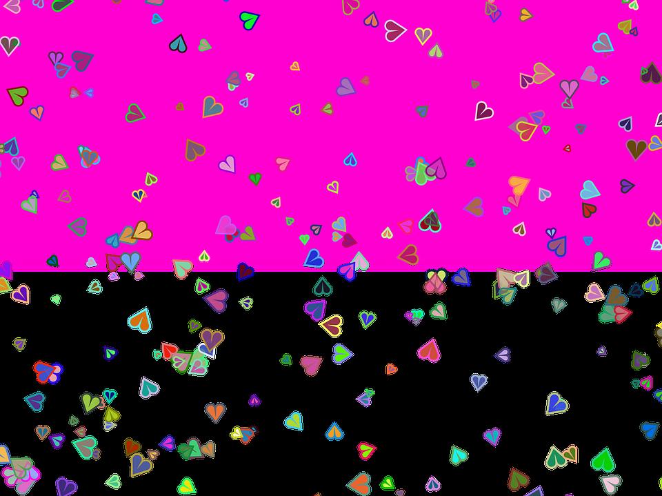 Fondo De Fiesta Diseño Decoracion Confeti Arte Patrón: Confeti De Cumpleaños Png