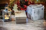 świąteczne prezenty, święta, prezent świąteczny
