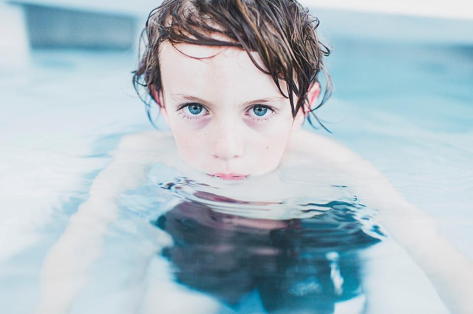 Child, Clear Water, Fun, Kid, Leisure, Little, Swimming