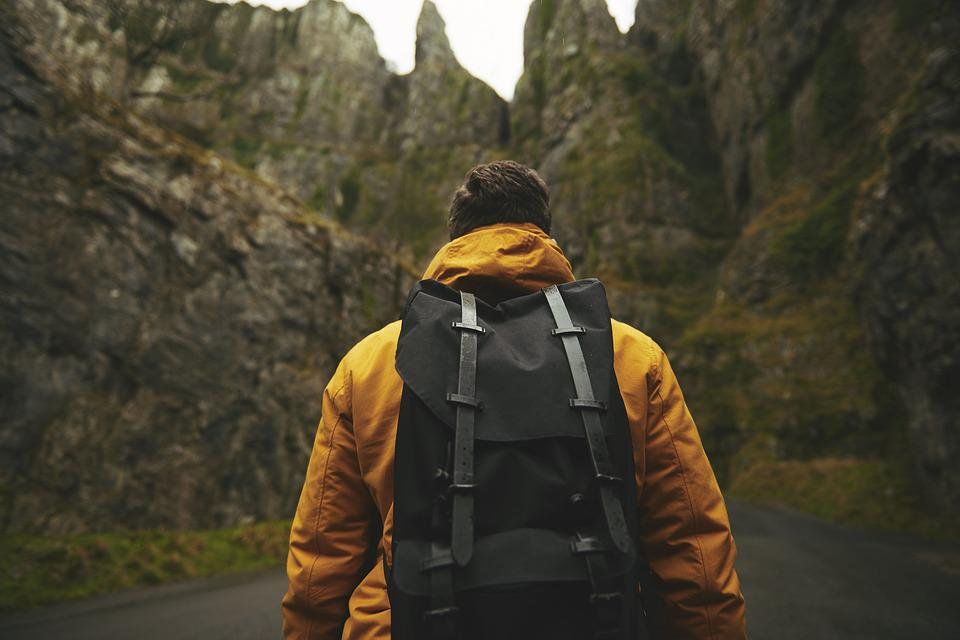Adult, Adventure, Backpack, Male, Man, Outdoors, Person