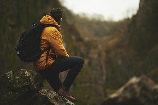 Petualangan, Hiking, Gunung, Outdoors