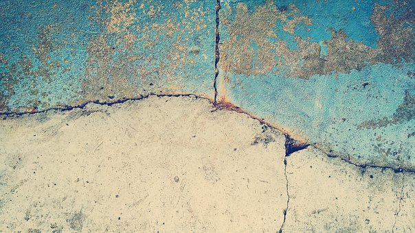 Bondi Beach concrete crack repair